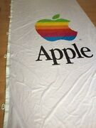 Power Macintosh Challenge Banner Authentic From Apple Computer Store - Very Rare