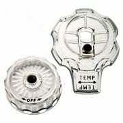 Danco Clear Acrylic Volume Control And Temp Handle For Mixet 88969