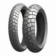 Michelin Anakee Adventure Front Rear Tyre Combo 120/70-19 170/60-17 Motorcycle