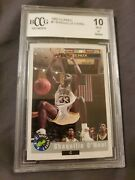 Shaquille O'neal Rc 1992 Classic 1 Draft Pick Rookie Card Shaq Graded 10 Lsu