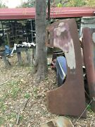 1969-71 Chevrolet Chevy Monte Carlo Lh Front Fender, Driver 11/6