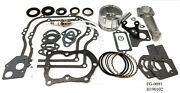 Engine Piston Gasket Rod Rebuild Kit For Briggs And Stratton 5hp Tune Up