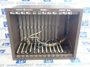 General Electric Series Six Programmable Controller 600 Plc Rack Ic600cp300a