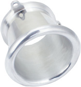 Feuling Silver M8 Air Cleaner Velocity Stack For 17-20 Harley Touring Softail