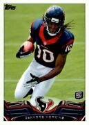 2013 Topps Football You Pick/choose Cards 1-250 Rc Stars Free Shipping