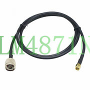 Rf Cable Rp.n To Rp.sma Rg58 6ft Fr Asus Cisco Wireless Repeater Ap Media Bridge