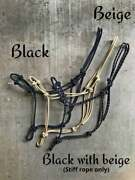 Rope Halters Same Exact Quality As Clinton Anderson And Pat Parelli Soft Or Stiff