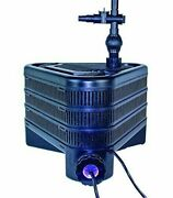 Lifegard Aquatics Water Filter All-in-one Pond Equipment For Easy Clean, Triple