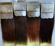 100 Human Hair For Weaving, Silky Straight By Maxx Hair, Short To Long Lengths