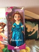Disney's Merida Brave Princess And Me Doll 18 Inches New