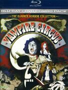 Vampire Circus [new Blu-ray] With Dvd Rmst Dolby Widescreen