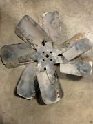 Oe And03971-and03977 Camaro Z28 Oem 7 Blade 18 Non-clutch Flex Fan 330533