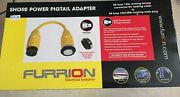 New Intelligent Led Pigtail Adapters Furrion Fp5055-sy Female Boat 50a 125v Male