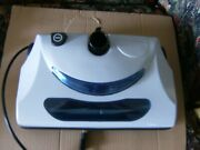 Central Vacuum Powerhead W/light On/off Switch/geared Belt And Metal Wands New.