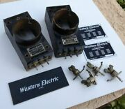 Western Electric 211 845 Tube Parts Hoard And More Lot 20