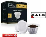 360 Counts Coffee Filter Paper For Keurig Brewers Single Serve 1.0 And 2.0