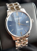 Christopher Ward Menand039s C9 40mm 5-day Cosc In-house Automatic - Bracelet And Straps