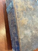 Holy Bible Old New Testaments American Bible Society 1824 Stereotyped New York