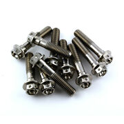 Kawasaki Z900rs Cafe Racer 18+ Stainless Race Drilled Top And Bottom Yoke Clamp...