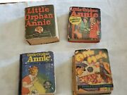 Antiquethe Big Little Booksapple Mary Little Orphan Annie And More Free Ship