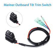 Tilt Trim Switch Assy For Mercury Outboard Side Mount Remote Control 87-18286a43