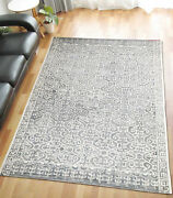 Ballard Rhea Gray 5and039 X 8and039 Contemporary Handmade Tufted Woolen Rugs And Carpet