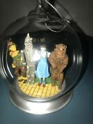 Bradford Edition Wonderful Land Of Oz Ornaments 3rd In The Series Wizard Of Oz