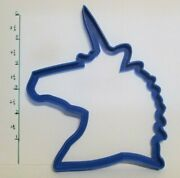 Giant Huge Large Unicorn Cookie Cutter Over 6 Tall