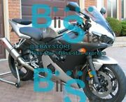 Silver Injection Fairing Fit Yamaha Yzfr6 Yzf-r6 2003-2005 R6s 2006-2009 27 A2