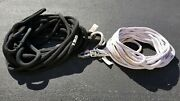 Plasma / Nylon Braided Y-shaped Tow Bridle Line 134and039 Tow Leg X 63and039 Stern Legs