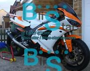 White Injection Fairing Fit Yamaha Yzfr6 Yzf-r6 2003-2005 R6s 2006-2009 29 A3