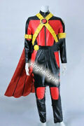 Young Justice Cosplay Red Robin Tim Drake Costume Party Halloween Clothing Cool