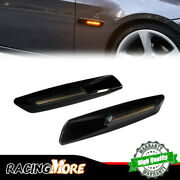 F10 Style Led Switchback Side Marker Turn Signals For 12-14 Bmw 1 3 5 X3 Series