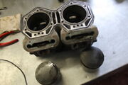 2007 Skidoo Summit Rev Xrs 800 R 800r Cylinder Jug Top End With Pistons 26361