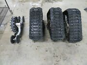 Eb750 2008 08 Arctic Cat Prowler Xt 650 Camoplast 4s Track Kit Parts Only