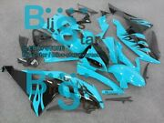 Blue Gloss Injection Fairing Fit Yamaha Yzfr6 Yzf-r6 09 10 11 2008-2016 19 A4