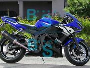 Blue Injection Fairing Fit Yamaha Yzfr6 Yzf-r6 2003-2005 R6s 2006-2009 22 A5