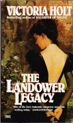 Landower Legacy By Holt, Victoria Book The Fast Free Shipping