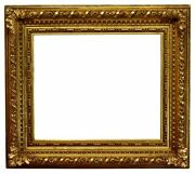 American Gesso Flower And Twist Designed Picture Frame 25x30 Sku 658