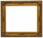American 1865 Designed Cove Gilded Picture Frame 25x30 Sku 147