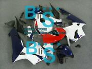 White Glossy Injection Fairing Bodywork Kit Fit Honda Cbr600rr 2005-2006 15 A6