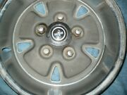 1970/71 Vintage Ford Mustang/ Torino 14 Mag Hub Cab Covers Set Of 4