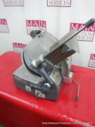 Hobart 2712 Electric Automatic Slicer 12 Inch Blade With Sharpener 120 Volts