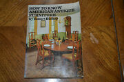 How To Know American Antique Furniture - 1973
