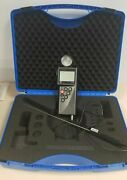 Lr-cal Lrt 750 Precision Reference Thermometer With Probe -200 To +450°c Range
