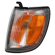 Fits 97-98 Toyota 4runner Drivers Front Park Clearance Signal Marker Light Lamp