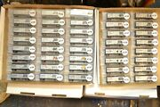N Scale Micro-trains States Series 40' Box Cars 19.95 Ea. Sold Individually