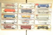 N Scale Fox Valley And Misc Cars Sold Indvidually Up Gt Soo Mp Acfx Mp Milw