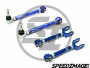 For 06-12 Lexus Is350 Is250 Gs350 Megan Racing Rear Upper Camber Arm Kit 1+2