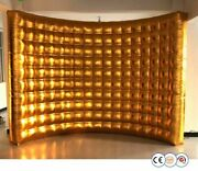 Inflatable Photo Booth Backdrop Wedding Decorations Background 10ft Event Supply
